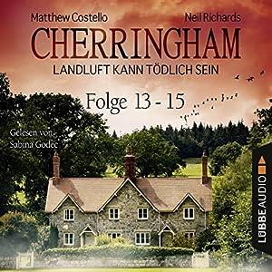 Cherringham - Landluft kann tödlich sein: Sammelband 5 ( Cherringham 13-15) Audiobook