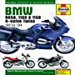 BMW R850 1100 & 1150 4V Twin 1993-2006 (Haynes Manuals)