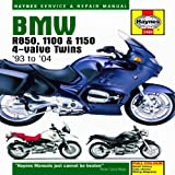 Matthew Coombs BMW R850, 1100 and 1150 4-valve Twins Service and Repair Manuals: 1993 to 2006 (Haynes Service and Repair Manuals)
