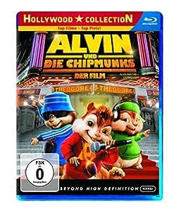 Alvin und die Chipmunks [Blu-ray]