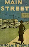 Main Street by Sinclair Lewis - active table of contents
