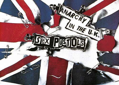 Empire 210012 Sex Pistols - Anarchy in The UK, Poster, 91,5 x 61 cm