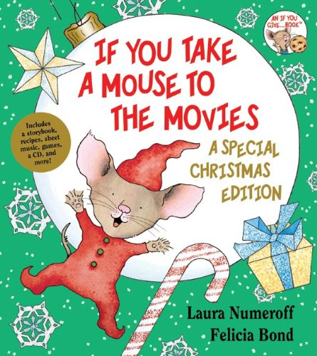 if you take a mouse to the movies a special christmas edition if