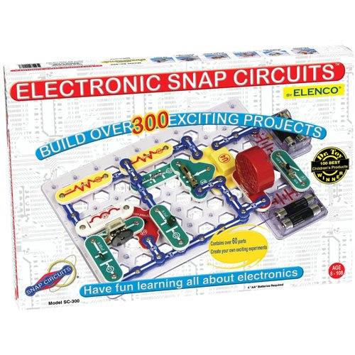 Electronic Snap Circuits: Build Over 300 Exciting Projects