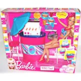 Mattel Barbie Bbq Time (Barbie Doll And Bbq Furniture)