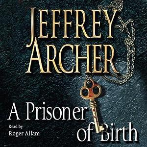 A Prisoner of Birth Audiobook