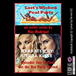 Get the Hot Party Started: Five Explicit Erotica Stories | May Madrigal