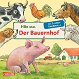img - for H r mal - Der Bauernhof/Mit 6 echten Tierstimmen book / textbook / text book