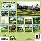 Golf Wall Calendar (2016)