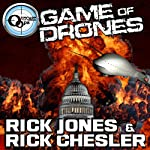 OUTCAST Ops: Game of Drones, Book 1 | Rick Jones,Rick Chesler