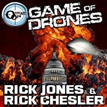 OUTCAST Ops: Game of Drones, Book 1 (       UNABRIDGED) by Rick Jones, Rick Chesler Narrated by Dave Wright