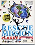 img - for Rescue Mission: Planet Earth : A Children's Edition of Agenda 21 in Association With the United Nations book / textbook / text book