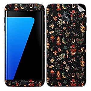 Theskinmantra Life under water SKIN/STICKER/DECAL for Samsung Galaxy S7 Edge