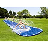 Banzai drinking water Slide:Banzai Skimboard web surfer Set along with Slide and wood Skimboard