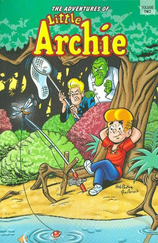 Adventures Of Little Archie Volume 2 (v. 2)