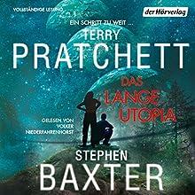 Das Lange Utopia: Kein Schritt zu weit... (Die Lange Erde 4) Hörbuch von Terry Pratchett, Stephen Baxter Gesprochen von: Volker Niederfahrenhorst
