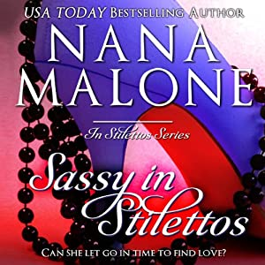 Sassy in Stilettos Audiobook