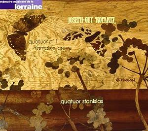 Quatuors 1 Fantaisie Breve Sur Le Nom De Magnard
