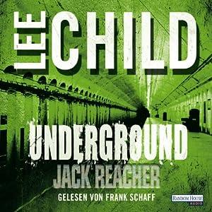 Underground (Jack Reacher) Hörbuch