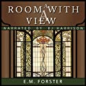 A Room with a View Audiobook by E. M. Forster Narrated by B. J. Harrison