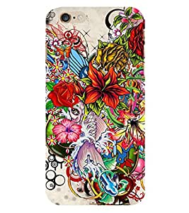 99Sublimation Animated Royal Pattern with Wooden back ground 3D Hard Polycarbonate Back Case Cover for Apple iPhone 6 Plus