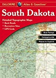 Delorme South Dakota Atlas & Gazetteer