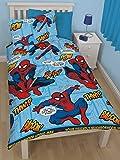 Spiderman Reversible Duvet Set - Single