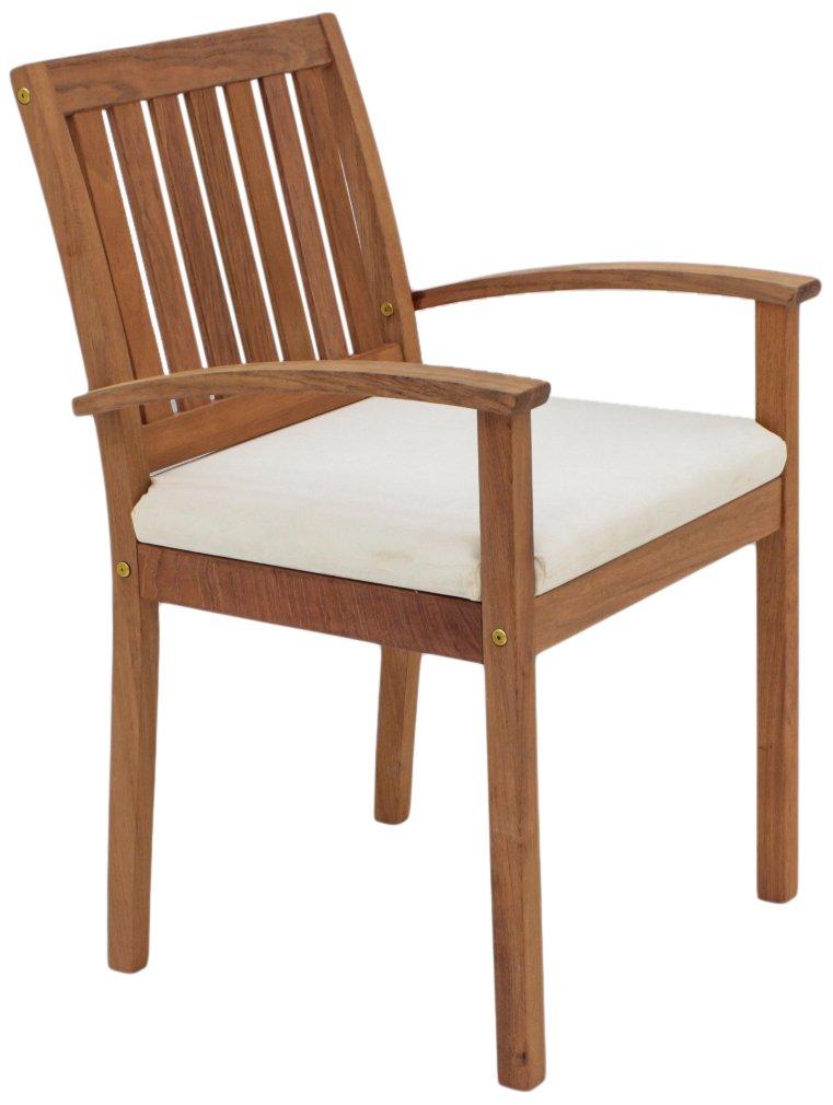 Tramontina 13827/312 Gartenstuhl Atlanta Armchair aus Jatoba FSC, edelholz günstig