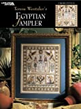 img - for Teresa Wentzler's Egyptian Sampler (Leisure Arts #3282) book / textbook / text book