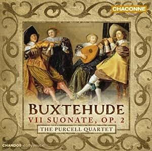 Buxtehude: 7 Suonate, Op. 2