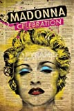 Madonna Celebration Large Music Art Poster 61 by 91.5cm