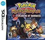 Pokemon Mystery Dungeon 2: Explorers of Darkness for DS