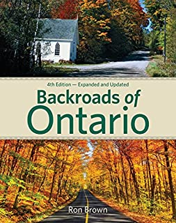 Book Cover: Backroads of Ontario