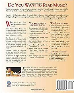 basic music theory how to read write and understand written music 3rd ed