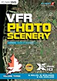 VFR Photo Scenery for X-Plane 10 Volume 3 (PC/Mac DVD)
