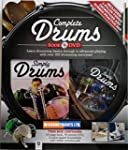 Complete Drums Book & DVDs Learning B...