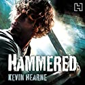 Hammered: The Iron Druid Chronicles, Book 3 Audiobook by Kevin Hearne Narrated by Christopher Ragland