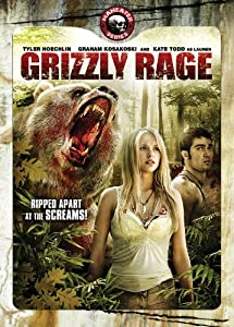 Grizzly Rage: Maneater Series