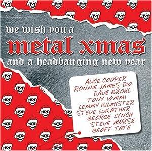 We Wish You A Metal Christmas