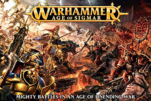 Warhammer Age of Sigmar Starter Box (Warhammer Board Game compare prices)