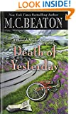 Death of Yesterday (Hamish Macbeth Mysteries)