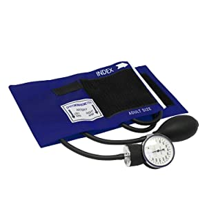 Dixie Ems Blood Pressure and Sprague Stethoscope Kit (BLUE)