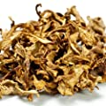 Chanterelle Mushrooms - Dried - 1 bag - 1 lb by Gourmet Imports