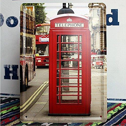 los-ninos-la-clasica-cabina-telefonica-de-londres-hojalata-vintage-retro-poster-de-arte-de-pared-de-