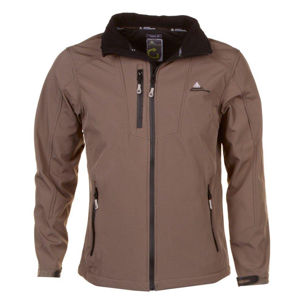 Peak Mountain Softshell-Jacke Jungen 10/16 jahre ECOFEL günstig kaufen