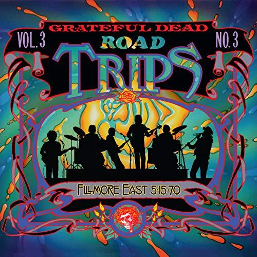 CD : The Grateful Dead - Road Trips Vol.3 No.3 - Filmore East 5-15-70 (CD)