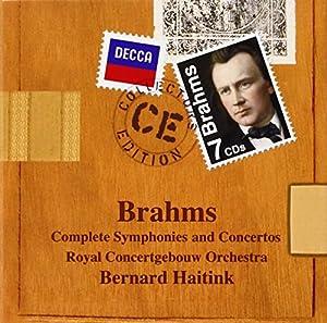 Brahms: Complete Symphonies & Concertos (Decca Collectors Edition)