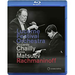 Rachmaninoff: Piano Concerto No. 3; Symphony No. 3 [Blu-ray]