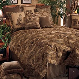 Amazon Com African Dawn Queen Comforter Set