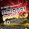 DJ Deep MEGAMIX SCHLAGERPARTY - 40 Superhits im Nonstopmix